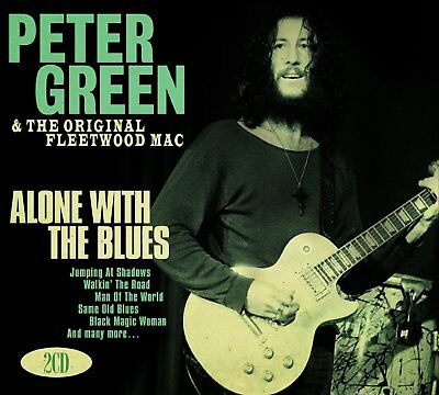 Alone With the Blues Import by PETER & FLEETWOOD MAC GREEN [Audio CD] NEW