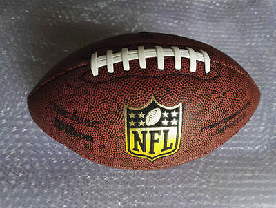 Size 9 Official Size Weight Ball American Football Ball Rugby Ball NFL DUKE GIFT