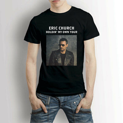 Eric Church Holdin My Own Tour 2017 Men's T-Shirt Tee