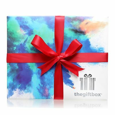 Premium Scented Candle Gift Set Containing 12 Colourful Fragranced Candles in...
