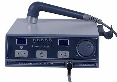 New Ultrasound therapy device for sports injury 1mhz pain relief with program