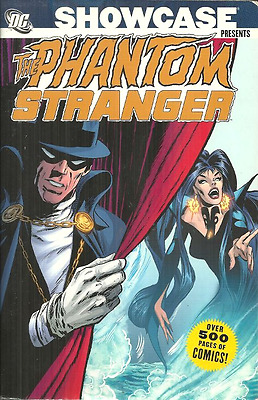 Showcase Presents The Phantom Stranger - Vol 1 - 1St Paperback 2006 - Very Good