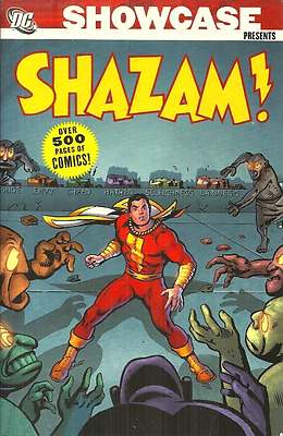 Showcase Presents Shazam - Vol 1 - 1St Paperback  2006 - Near Fine Or Better