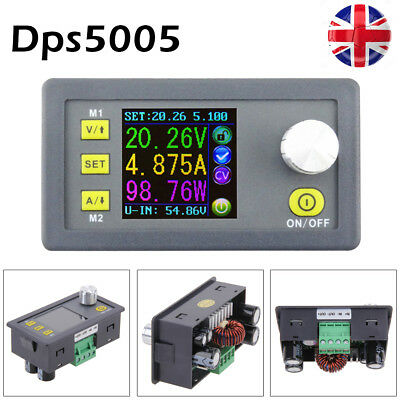 Dps5005 Constant Voltage current Step-down Programmable Power Supply module UK