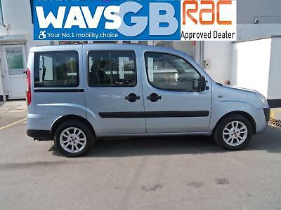 Fiat Doblo 1.4 Dynamic Mobility Wheelchair Access Vehicle Disabled WAV Car