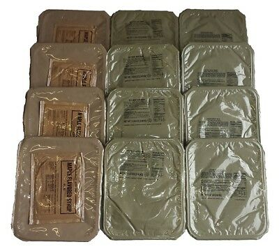 Orig Us Mre Portionen Mannschaft Verpflegung Meal Ready To Eat Army Food Bw