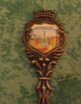 Vintage Innsbruck Austria Souvenir Spoon~Collectible~4-1/4""