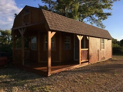 Portable Cabin/Tiny House with Finished Interior
