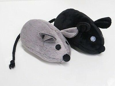 4cats Cuddly Mouse Double Pack – Catnip toy OR Valerian toy