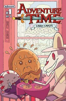 Adventure Time Candy Capers #1 Cover B Kaboom