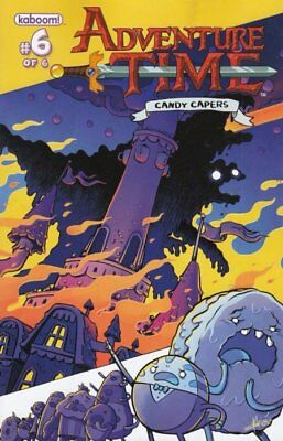 Adventure Time Candy Capers #6 Cover A Kaboom