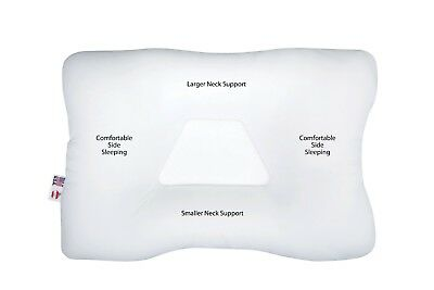 - NEW - Tri-Core Cervical Pillow -  Full Size - Standard Firm