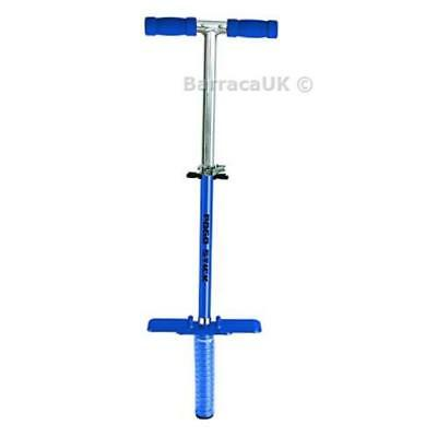 Real Fun Traditional Metal Pogo Stick (Blue)
