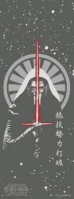 "Star Wars Fabric 100% Cotton Japanese Tenugui Cloth W34×90cm (13.39"" x 35.43"")"