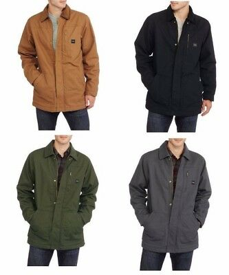 Walls Men's Sherpa Lined Chore Coat Jacket YC734