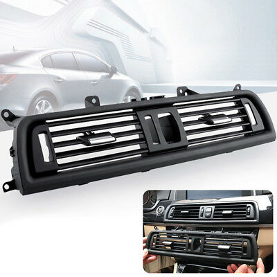 For BMW f10 f18 520 523 525 528 530 535 Front Air Grille Center Dash AC Air Vent