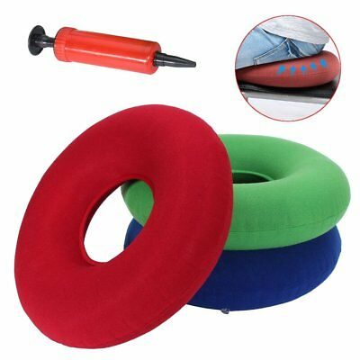 35cm Inflatable Ring Round Medical Seat Cushion Donut Air Pillow for Hemorrhoid