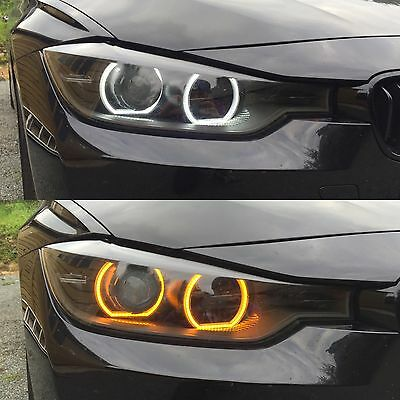 SJC DTM Switchback Halos Angel Eyes