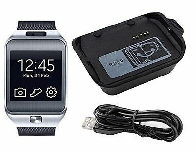 Dock Charger Charging Cradle For Samsung Galaxy Gear 2 Smart Watch SM-R380 R380