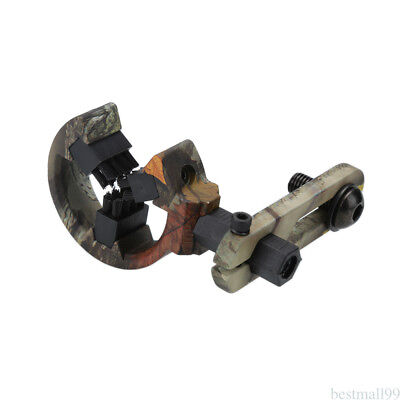 1 PC Arrow Rest Camouflage Archery Compound Bow Hunting Tool for Right ma99