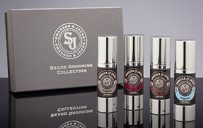 Beard Grooming Collection Gift Box