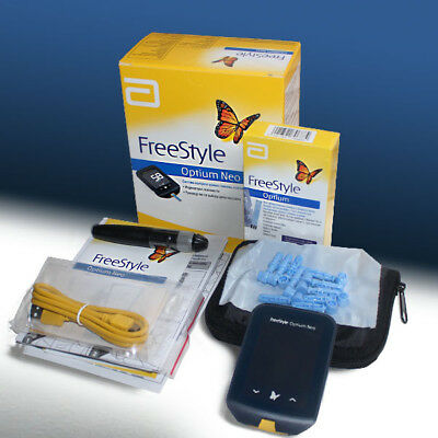 Abbott Freestyle Optium Neo Blood Glucose &B-KETONE Monitor