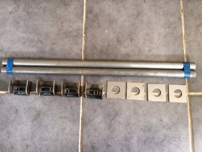 Weld in Seat Mounting Kit Escort Mk 1 / 2 + Others Quality Kit Rally Race