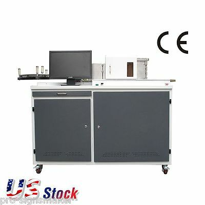 US Stock Light Weight Automatic Channel Letter Fabrication Bender Machine 220V