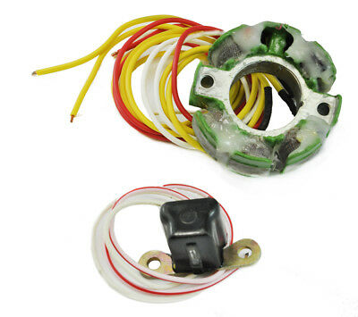 Kit Stator + Pickup Pulsar Coil For Suzuki RM 250 1996 1997 1998 1999 2000 2001