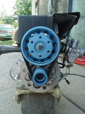 Reduction drive for Rotax 503...582 engines, Arctic Cat inc.