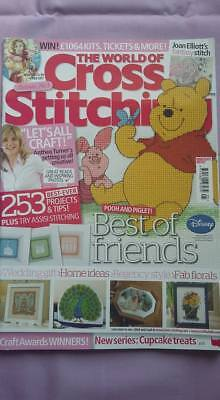 Choose Your Issue - World of Cross Stitching Magazine christmas fizzy tatty pooh