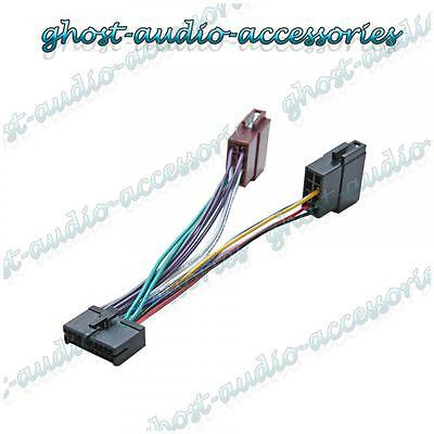 Remarkable Pioneer 18 Pin Iso Wiring Harness Connector Adaptor Lead Loom Wiring Cloud Oideiuggs Outletorg