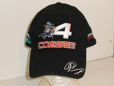 TROY CORSER SIGNATURE CAP - Living Legend in WSB - B/New - Collectable Item