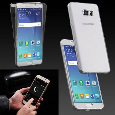 Coque Etui Housse Full Protection 360° Silicone Tpu Pour Samsung Galaxy S8
