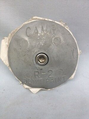 Camp Zinc R2 2 13/16 RUDDER ZINC