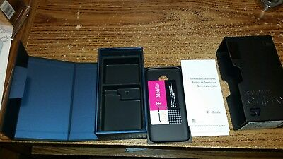 Samsung Galaxy S7 t mobile box and manuals only