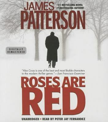 New Audio Book Roses Are Red by James Patterson (2016, CD, Unabridged)
