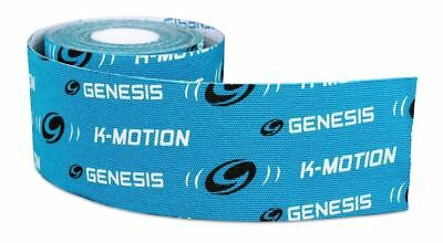 Genesis Bowling K-Motion Tape - Blue New!