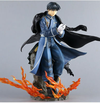 Anime Fullmetal Alchemist: Roy Mustang 8.3 inches Toy Figure New in Box
