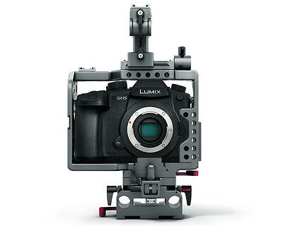 TILTA ES-T37 Panasonic GH4/GH5 Camera Lightweight rig Cage supports 15mm rod