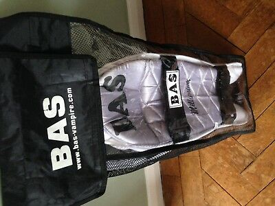Bas Millennium Wicket Keeping Pads