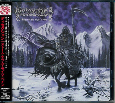 DISSECTION Storm of the light's bane CD JAPAN 2008 Press VICP 64348 s5150