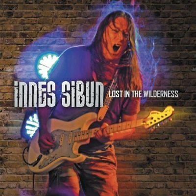 Innes Sibun - Into the wildness Neue CD