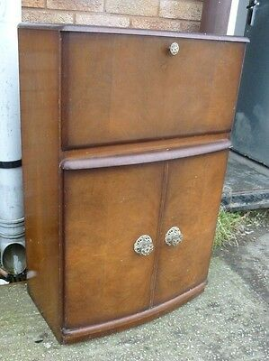 Vintage Turnidge? 1960's British Made Drinks Cocktail Cabinet