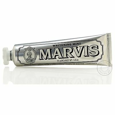 Marvis Blanchissant Menthe Dentifrice - 75ml