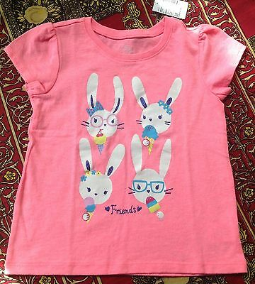The Children's Place toddler girls t-shirt size 4T