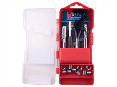 Recoil Metric M16 x 2.00mm Coil Thread Insert Repair Kit with 5 Inserts RC35168