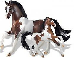 Breyer 4158 - PP Mare & Foal Painting Kit