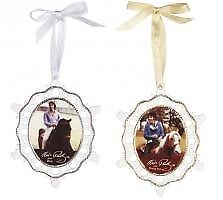 Breyer Elvis Presley Ornament Set