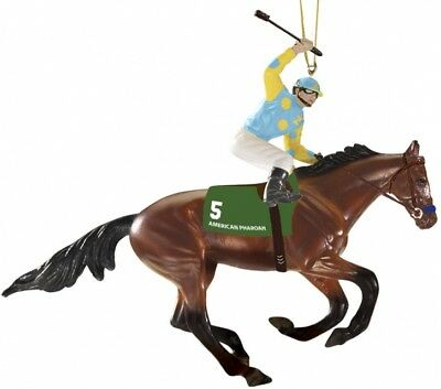 Breyer Ornament (1:32) 9179 - American Pharoah